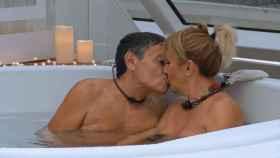 La pareja de 'First Dates' (Mediaset)