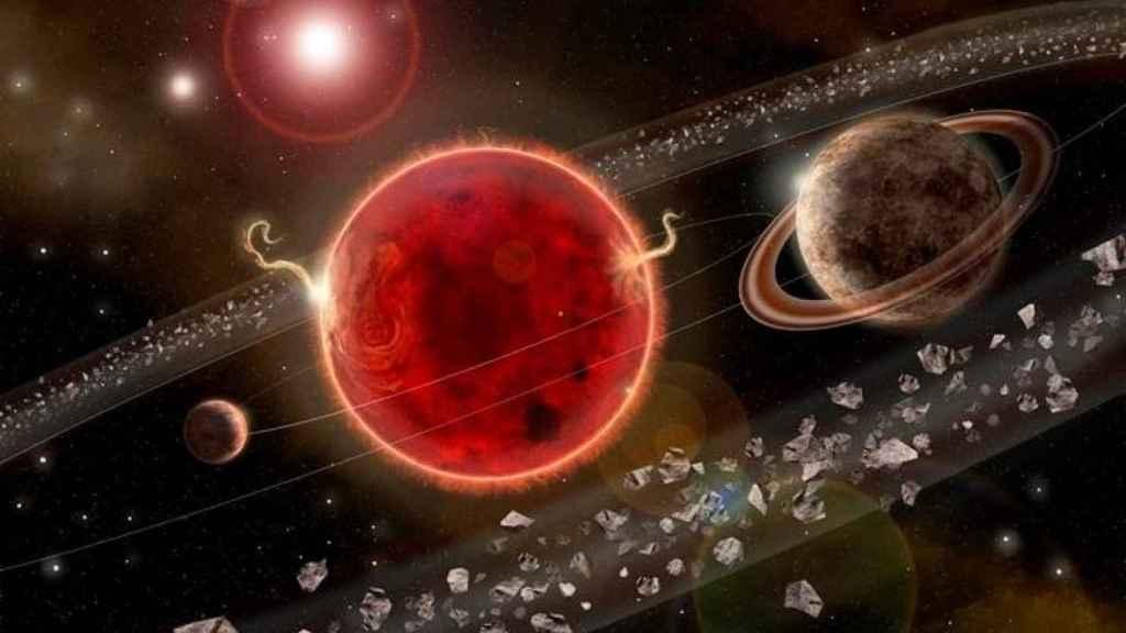 Hallan un posible planeta seis veces más grande que la Tierra en 'Próxima Centauri'
