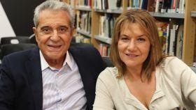Andrés Pajares y Juani Gil.