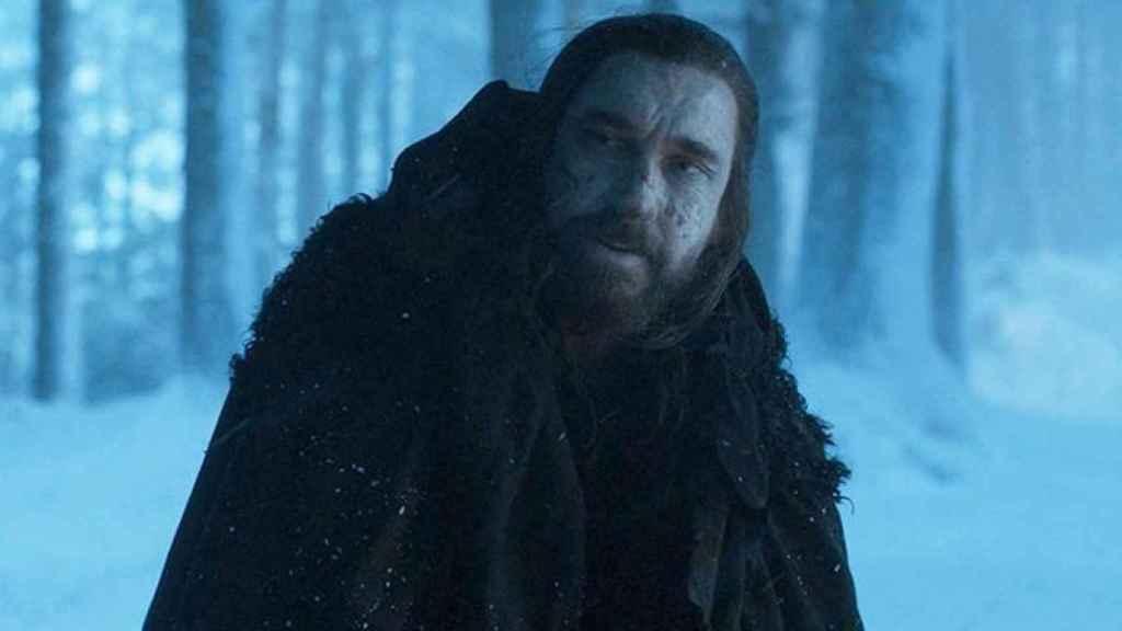 Joseph Mawle dio vida a Benjen Stark en 'Juego de Tronos'.
