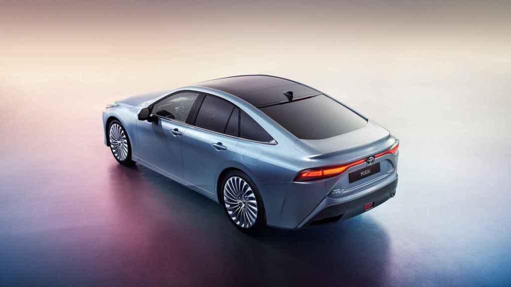 El Toyota Mirai es uno de los pocos coches de hidrógeno que llegarán al mercado