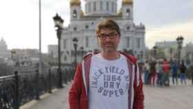 Manuel Regalado, el periodista español que ha muerto en Rusia.