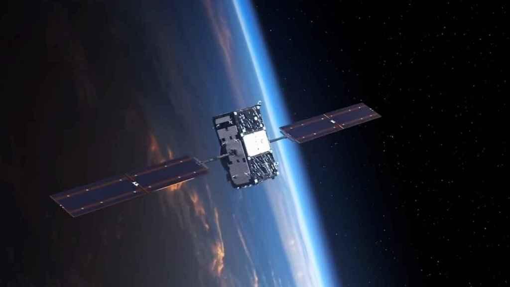 Satélite de Galileo