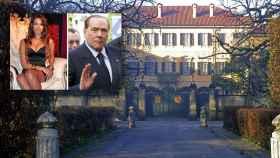 El 'cuarto oscuro' se situaba en la villa San Martino (Ancore), una de las mansiones de Berlusconi