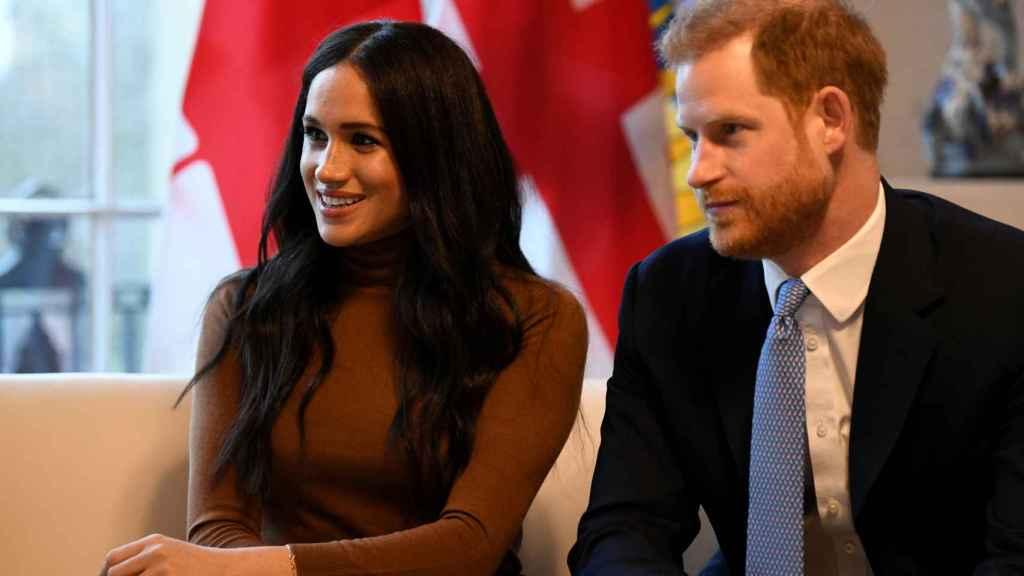 El gobierno canadiense aún no ha decidido si costeará los gastos de los duques de Sussex.