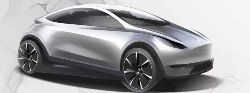 Diseño del nuevo Tesla