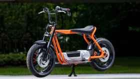 scooter eléctrico de Harley-Davidson
