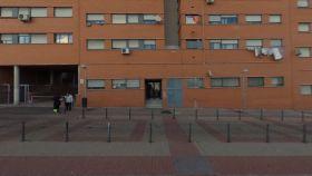 El número 25 de la calle del Péndulo, en Vicálvaro, lugar donde ocurrieron los hechos.