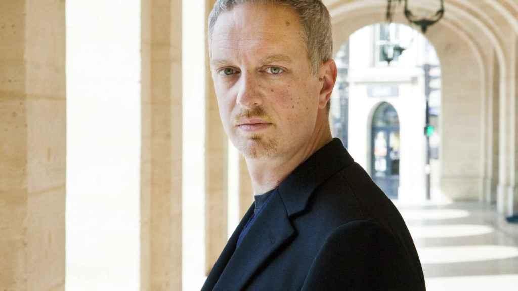 El escritor Antonio Scurati.
