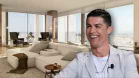 Cristiano Ronaldo sigue aumentando su patrimonio inmobiliario.