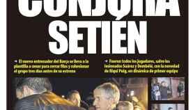 Portada Mundo Deportivo (17/01/20)