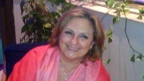 María Rodríguez Almendros, la fundadora de la ONG clausurada en Marruecos.