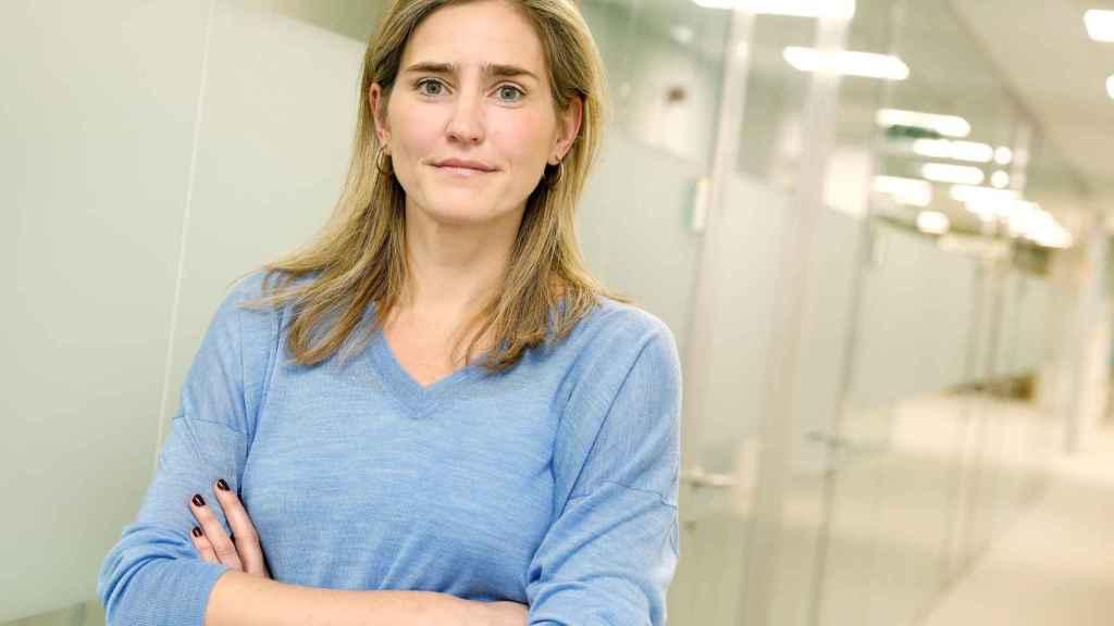 Sara Aagesen, nueva secretaria de Estado de Energía.