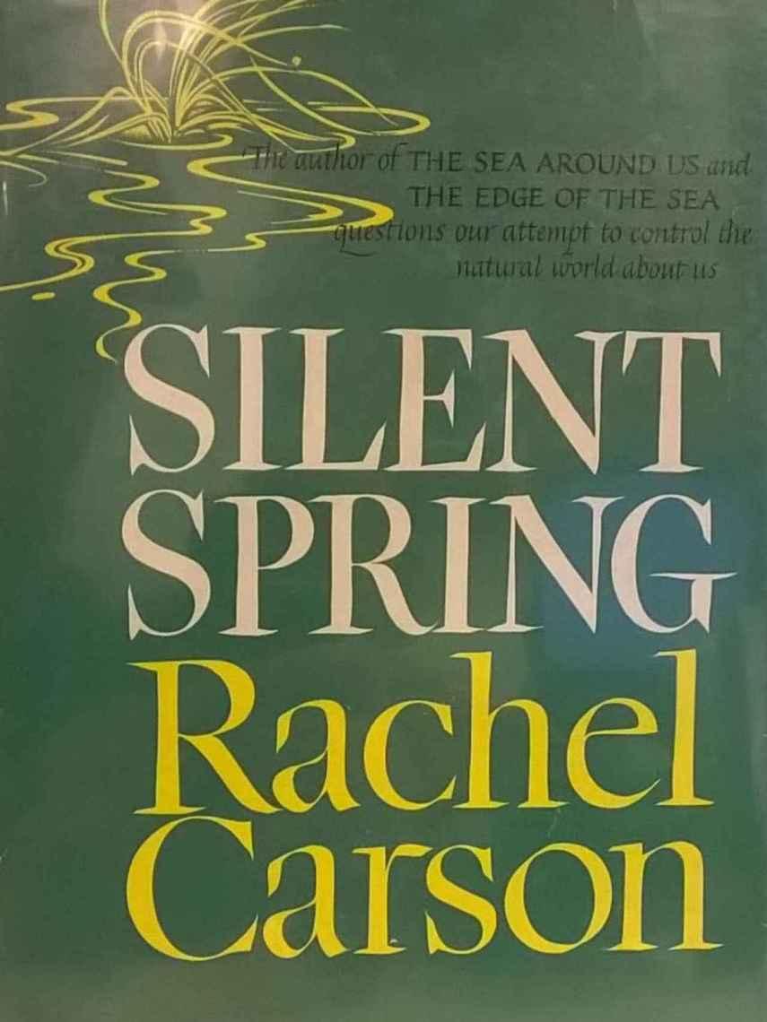 Primera edición de Primavera silenciosa.