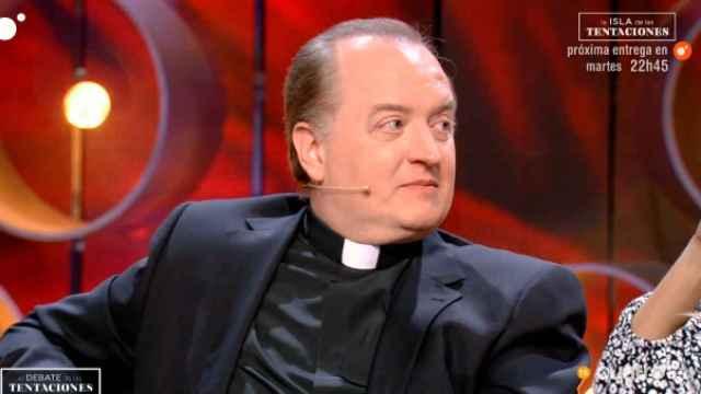 Quién es el padre Apeles, colaborador de 'El Debate de las tentaciones'