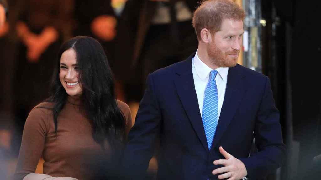 Los duques de Sussex han agradecido a la familia el apoyo que les han brindado.