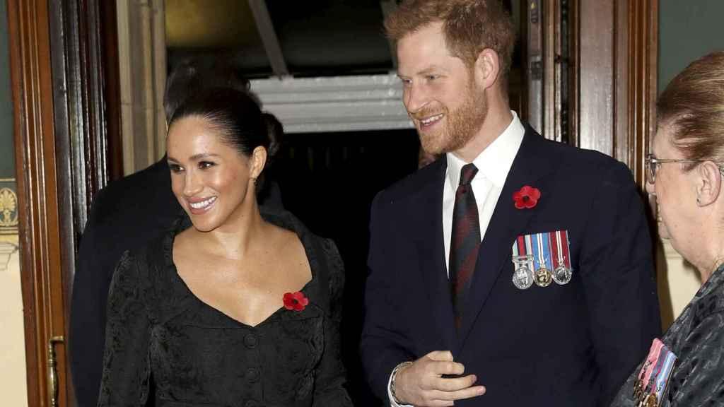 Harry y Meghan serán económicamente independientes y no recibirán dinero público.