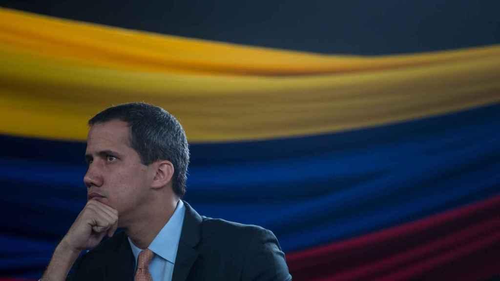 Juan Guaidó se proclamó presidente encargado de Venezuela el 23 de enero de 2019.