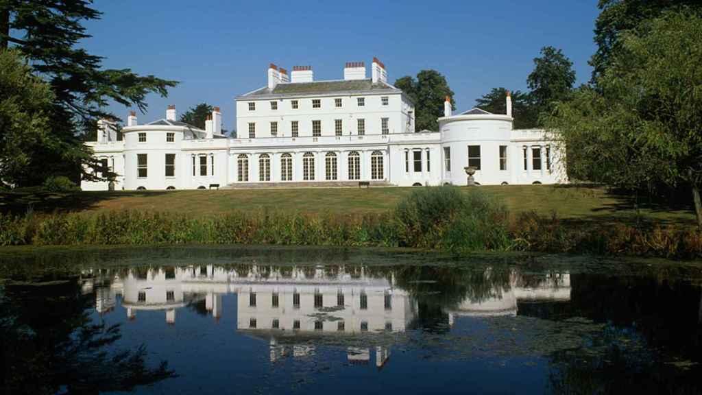 La residencia de los duques de Sussex es un edificio del siglo XIX.