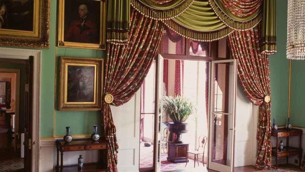La Casa Real defendió la necesidad de modernizar el inmueble.