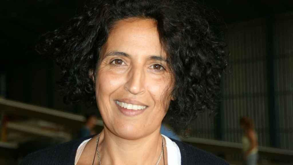 Zoubida Boghaba, marroquí residente en España, escritora y feminista.