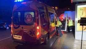 Muere un joven de 23 años apuñalado en plena calle en Madrid