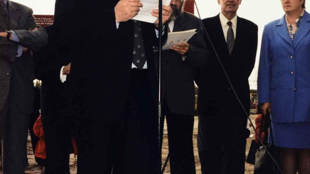 Morlanes fue uno de los pesos pesados del PSC en Cornellà