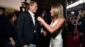 Jennifer Aniston y Brad Pitt, el reencuentro.