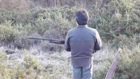 Imagen de un cazador.