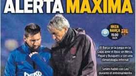 Portada SPORT (22/01/2020)