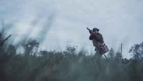 Fotograma del documental '100 días para la victoria'.