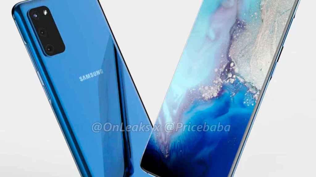 Galaxy S20 de Samsung
