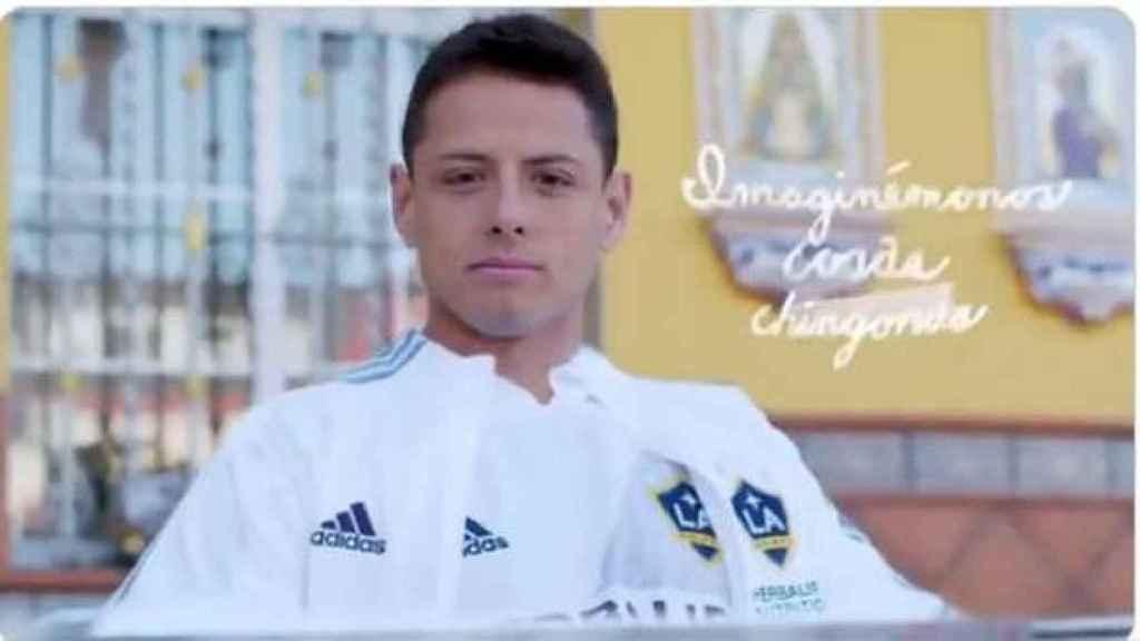 'Chicharito' Hernández, nuevo jugador de Los Angeles Galaxy