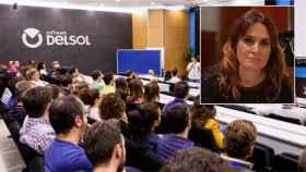Mariló Millán, una de las trabajadoras de Software DelSol.