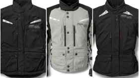Son varias las marcas que ofrecen chaquetas de moto con 'airbag'.