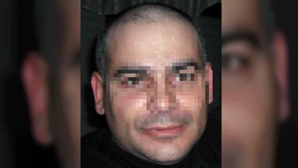 Daniel Mateescu, el asesino confeso de su exmujer.
