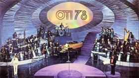 Imagen del Festival de la OTI de 1978