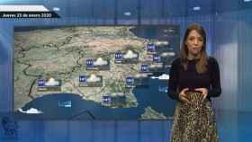 El tiempo: pronóstico para el jueves 23 de enero