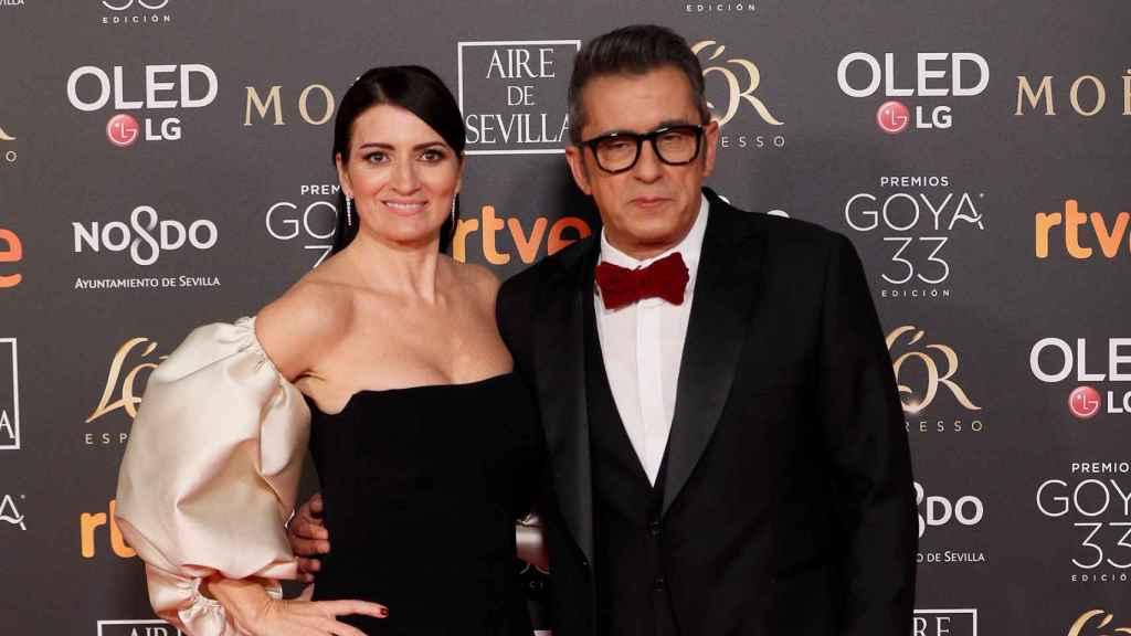 Andreu Buenafuente y Silvia Abril volverán a presentar la ceremonia de los Goya.