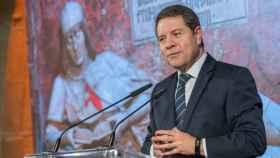 El presidente Emiliano García-Page, en una imagen reciente