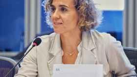 Dolors Montserrat, presidenta de la Comisión de Peticiones del Parlamento Europeo.