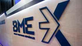 Logo de BME en una imagen de archivo.