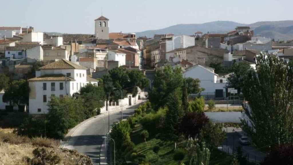 Caniles es un pequeño pueblo de Granada de poco más de 4.000 habitantes.