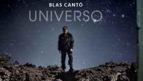 Revelada la portada y la fecha de lanzamiento de 'Universo', el tema de Blas Cantó para Eurovisión