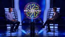 Juanra Bonet y Erundino de Los Lobos en 'El Millonario'