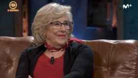 Manuela Carmena contestó a la pregunta sobre el sexo en 'La Resistencia'.