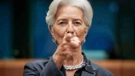 Christine Lagarde en una imagen de archivo.