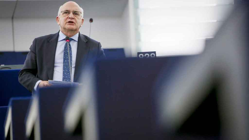 El eurodiputado del PP Javier Zarzalejos es el ponente del informe sobre la euroorden