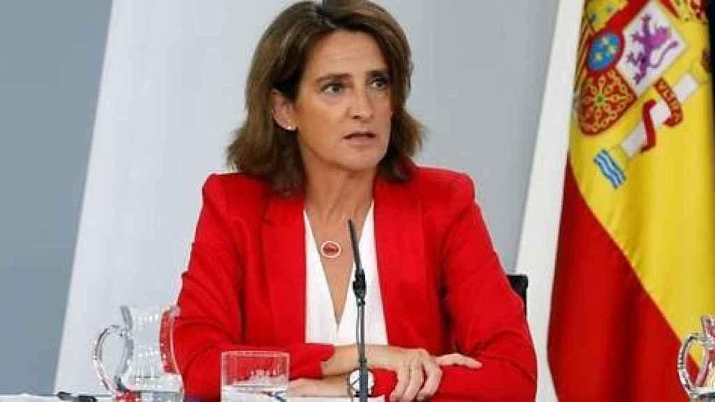 Teresa Ribera, vicepresidenta cuarta del Gobierno y ministra de Transición Ecológica.