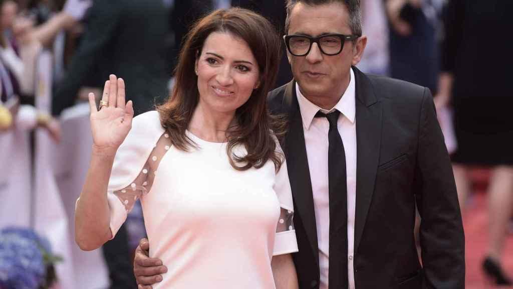 Andreu Buenafuente y Silvia Abril contrajeron matrimonio en 2017.